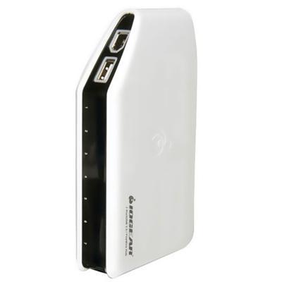 USB 2.0 / FireWire Combo Hub GUH420 - hub - 4 ports - desktop