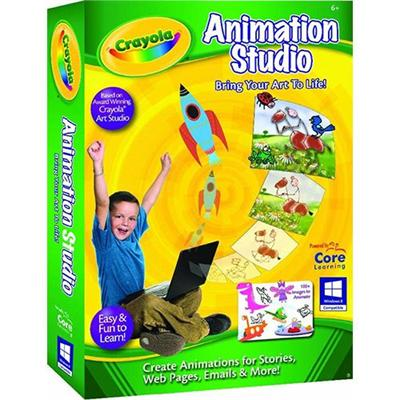 Core Learning Cran-1020-esd Crayola Animation Studio -