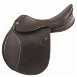 Pessoa Gen X Traditional All Purpose Saddle - Size:18 Medium Color:Havana