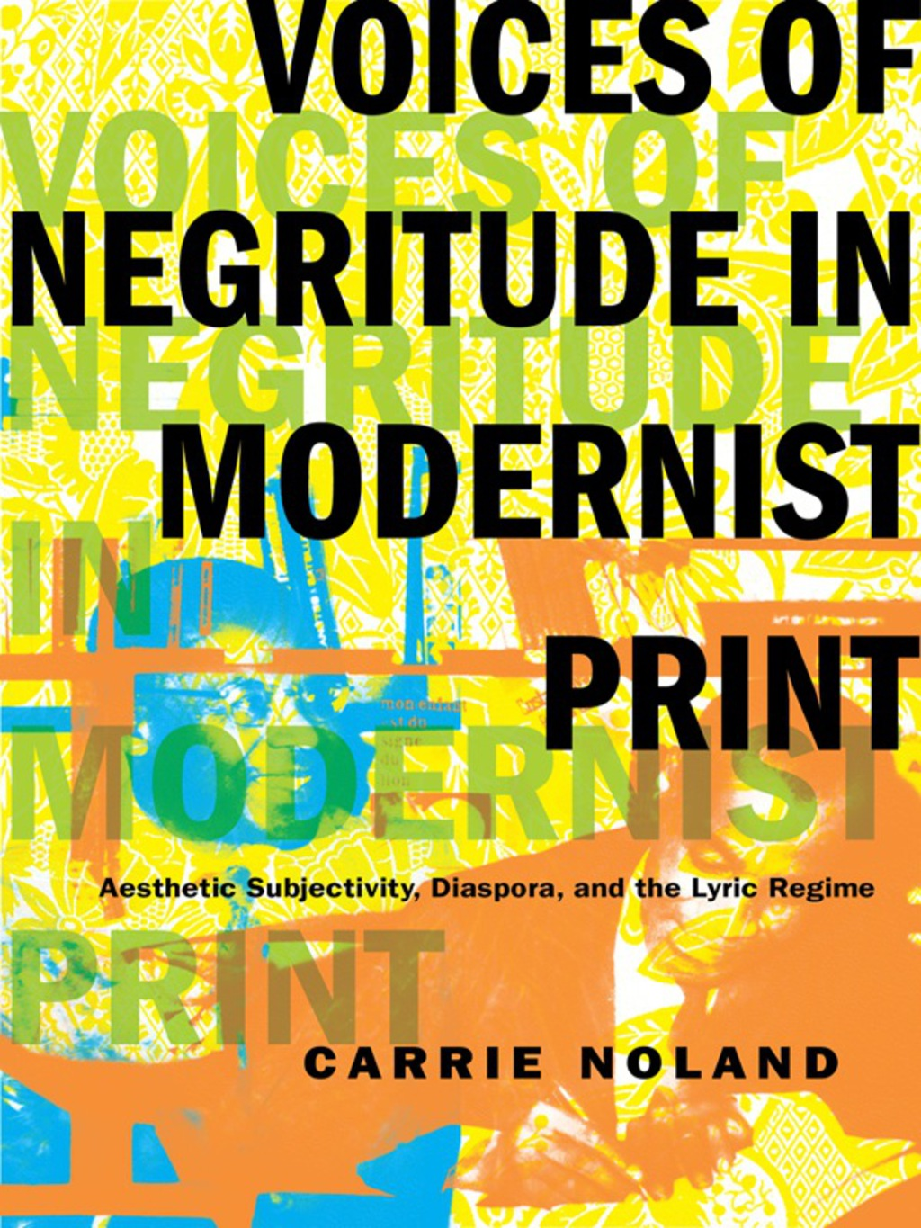 Voices Of Negritude In Modernist Print (ebook)