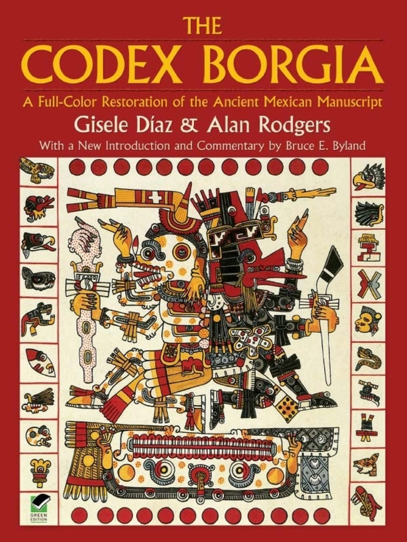 The Codex Borgia (ebook)