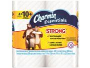 Charmin 96891 Gaint Roll Soft Bathroom Tissue, 1 Ply, White