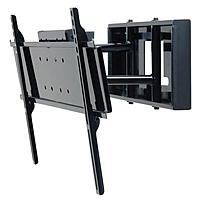 Peerless Sp850-unlp Pull-out Swivel Mount For 32-65-inch Flat Panel Screens - Steel - Black