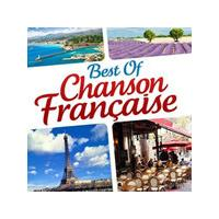 Various Artists - Best of Chanson Francaise (Music CD)