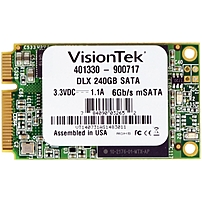"Visiontek 240 Gb 2.5"" Internal Solid State Drive - Msata 900717"