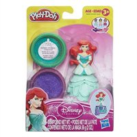 Play-doh Mix 'n Match Figure Featuring Disney Princess Ariel By Play-doh
