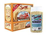 Bob's Red Mill Organic Quick Cooking Steel Cut Oats, 22-ounce (Pack of 4)