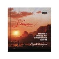 Schumann: Noveletten; Fantasiestücke; Gesäange der Frühe; Allegro (Music CD)