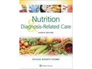 "Nutrition and Diagnosis-Related Care 8 PAP/PSC Binding: Paperback Publisher: Lippincott Williams & Wilkins Publish Date: 2015/01/23 Synopsis: ""This book is a valuable resource for registered dietitian-nutritionists, dietetic interns and students, and other health care professionals involved or interested in medical nutrition therapy""-- Language: ENGLISH Pages: 1038 Dimensions: 12.00 x 10.00 x 2.00 Weight: 5.00"