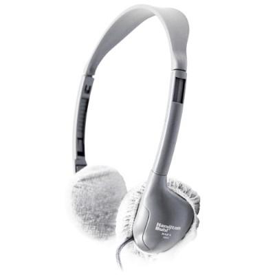 Hamilton Buhl Hygenx25 Hygenx Sanitary Ear Cushion Covers For On-ear Headphones & Headsets - 50 Pair