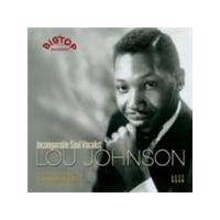 Lou Johnson - Incomparable Soul Vocalist (Big Top Recordings) (Music CD)