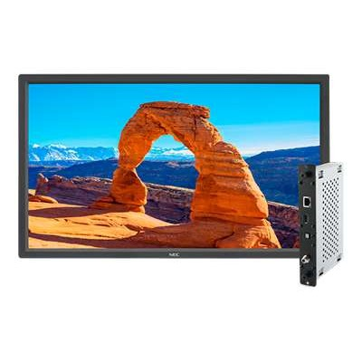 Nec Displays V323-2-avt 32 High-performance Led-backlit Commercial-grade Display With Integrated Digital Tuner