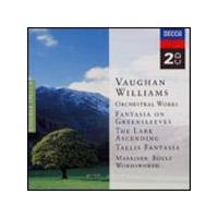 ASMIF/Marriner/NQHO/Wordsworth - Vaughan Williams/Orchestral Works (Music CD)