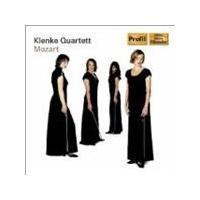 Wolfgang Amadeus Mozart - String Quartets Nos. 16 And 17 (Klenke Quartet)