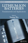 Lithium-Ion Batteries: Fundamentals and Applications offers a comprehensive treatment of the principles, background, design, production, and use of lithium-ion batteries