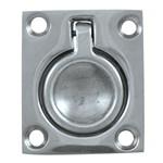 Whitecap S-3360c Cp-brass Flush Pull Ring