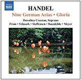 Handel: Nine German Arias; Gloria