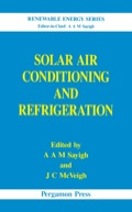 Solar Air Conditioning And Refrigeration