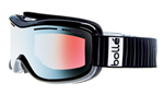 Bolle Monarch Black-modulator Vermillon Blue Unisex Goggles
