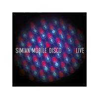 Simian Mobile Disco - Live (Live Recording) (Music CD)