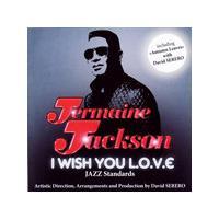 Jermaine Jackson - I Wish You L.O.V.E. (Jazz Standards) (Music CD)