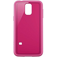 Belkin Air Protect Grip Vue Protective Case For Galaxy S5 - Smartphone - Fuschia - Tint - Plastic F8m915b1c03