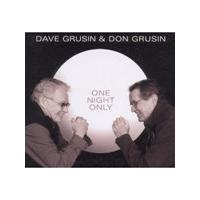 Dave Grusin - One Night Only (Music CD)