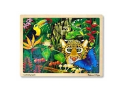 Rain Forest Jigsaw (48 Pc)