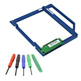 OWC Data Doubler, Optical to SATA HD Converter Bracket Solution for Mac Laptops