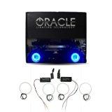 Oracle Lighting NI-MA0406C-B - Nissan Maxima CCFL Halo Headlight Rings - Blue