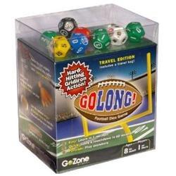 Zobmondo Golong Football Dice Game