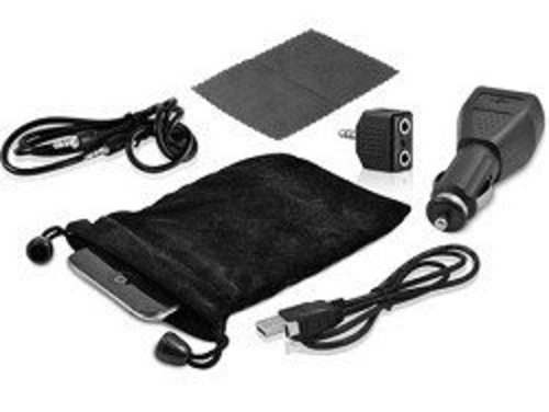 Ematic Ea307 6-in-1 Universal Accessory Kit For Mp3 Players, Ipod
