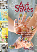 Discover it for yourself. Inside Art Saves, experience the stories of 20 artists who found that artistic expression and the artistic process is worth living for