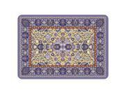 Bungalow Flooring 20491042231 Tabriz Mat In Navy - 1.83 Ft. X 2.58 Ft.