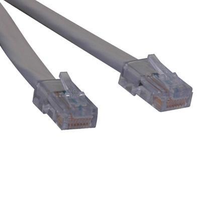 Tripplite N265-010 10ft T1 Rj48c Shielded Straight Through Patch Cable Rj45 M/m 10' - Patch Cable - Rj-48c (m) To Rj-48c (m) - 10 Ft - Shielded - Beige
