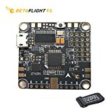 Crazepony Betaflight D-Shot F3 Flight Controller   A Crazepony Strap , MPU6000 Gyro/ACC Sensor , Current sensor, 6 layer PCB , Built in 3A 5V BEC OSD , SD Card adapter