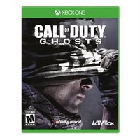 Call Of Duty: Ghosts Xbox One (english Only)