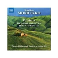 Stanislaw Moniuszko: Overtures (Music CD)