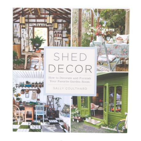 Shed Decor, Paperback Book