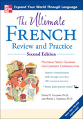 Gain confidence in your French-language communication using the method trusted by more than 200,000 students  The Ultimate French Review and Practice gives you a good grasp of grammar so you can build your skills and confidence in communication