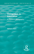 Published in 1988, this bibliography focuses on four main areas; descriptions of the computer and its effects on human thinking and learning, computers in teaching situations, problems arising from the use of computers, and examinations of the future use of computers in education