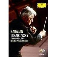 Tchaikovsky - Symphonies Four, Five And Six - Herbert Karajan/Berliner Philharmoniker