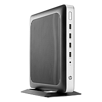 Hp T630 Thin Client - Amd G-series Quad-core (4 Core) 2 Ghz - 8 Gb Ram Ddr4 Sdram - 32 Gb Flash - Amd Radeon R6e Graphics (512 Mb - Gigabit Ethernet - Windows 10 Iot Enterprise (english) - Displayport - Network (rj-45) - 7 Total Usb Port(s) - 4 Usb 2.0 Po X4x22at