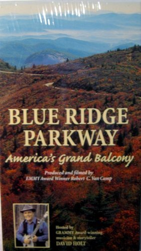 Blue Ridge Parkway: America's Grand Balcony