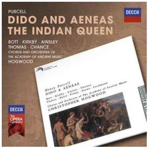 Purcell: dido And Aeneas Indian Queen