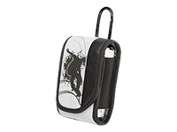 Skateboarder Digital Cam Case Gry/blk 8339301