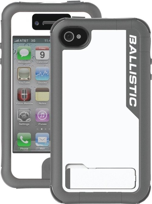 Ballistic Every1 Carrying Case (holster) For Iphone - Charcoal, White