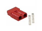 Red 8ga Quick Disconnect Anderson Connectors