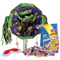 Ninja Turtles Pop Out Pinata Kit (Each)