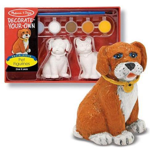 Pet Figurines Mini Craft Kit